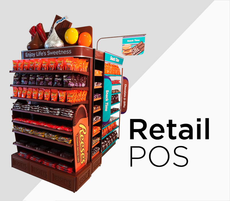 Point of Sale Display Manufacturers